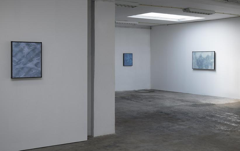 Lennart Lahuis, Navigation, Durst Britt & Mayhew, Den Haag, Galerie