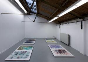 Installation view, RijksakademieOPEN 2014, Amsterdam