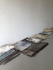 Installation view, 'Dry Landscape', CEAC Xiamen, China.