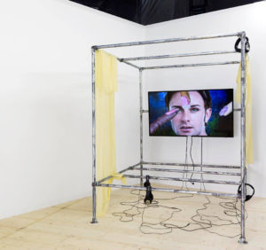 BAIT, installation view, LISTE-Art Fair Basel, 2018