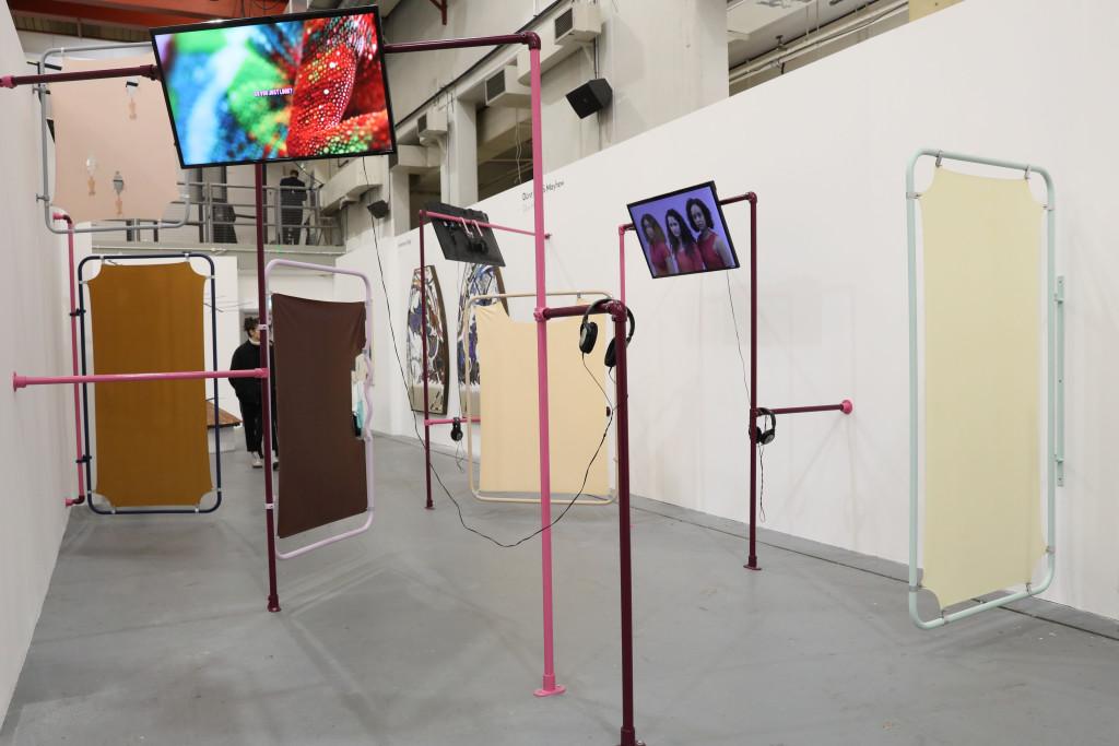 Puck Verkade, Sunday Art Fair, London, Durst Britt & Mayhew