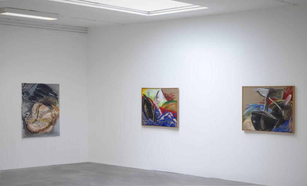 Installation image, Fish and Chips, Dürst Britt & Mayhew