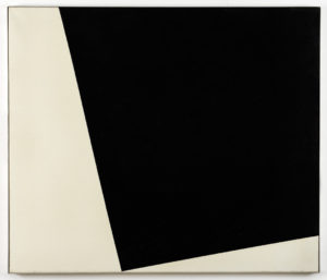 Willem Hussem, Untitled, 1973, oil on linen, 140 x 120 cm