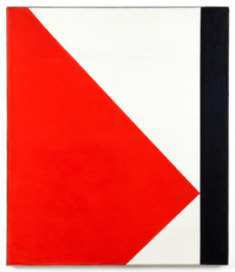 Willem Hussem, Untitled, ca. 1972, oil on linen, 140 x 120 cm