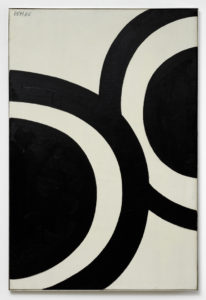 Willem Hussem, Untitled, 1966, oil on linen, 120 x 80 cm