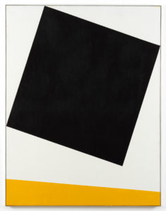 Willem Hussem, Untitled, ca. 1972, oil on linen, 150 x 120 cm