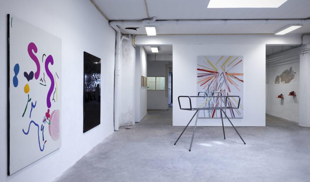 Installation view, Urbi et Orbi