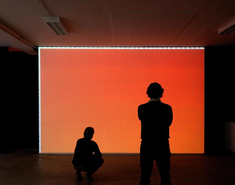 Alexandre Lavet. Alexandre Lavet. Sunset, Screencast, 9'09'', 2012.