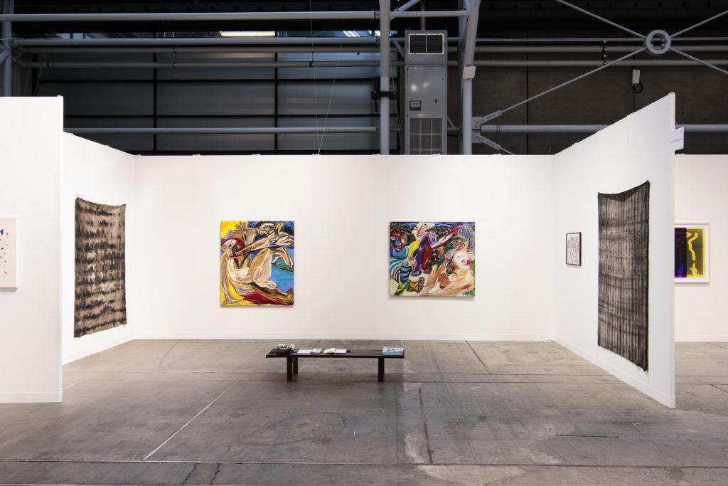 Installation image, Code Art Fair 2017, Copenhagen, Denmark