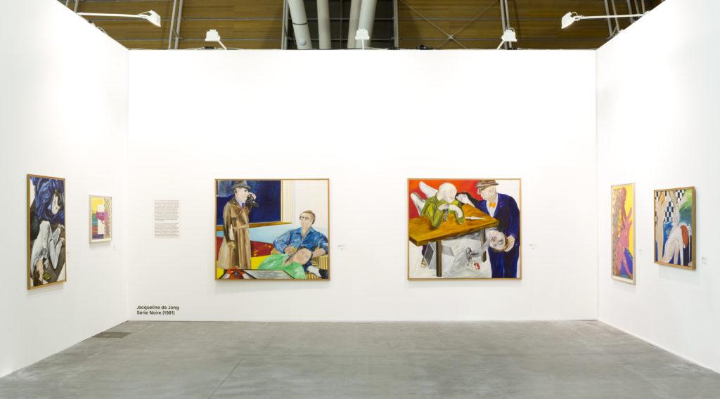 ARTISSIMA 2017, Jacqueline de Jong, Durst Britt and Mayhew, Durst Britt & Mayhew, Den Haag