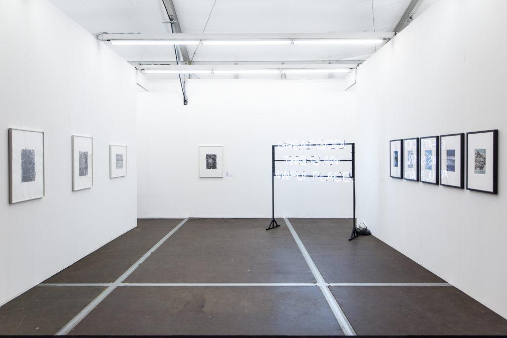 Art Rotterdam 2018 Sybren Renema Lennart Lahuis Durst Britt Mayhew Commonities Section