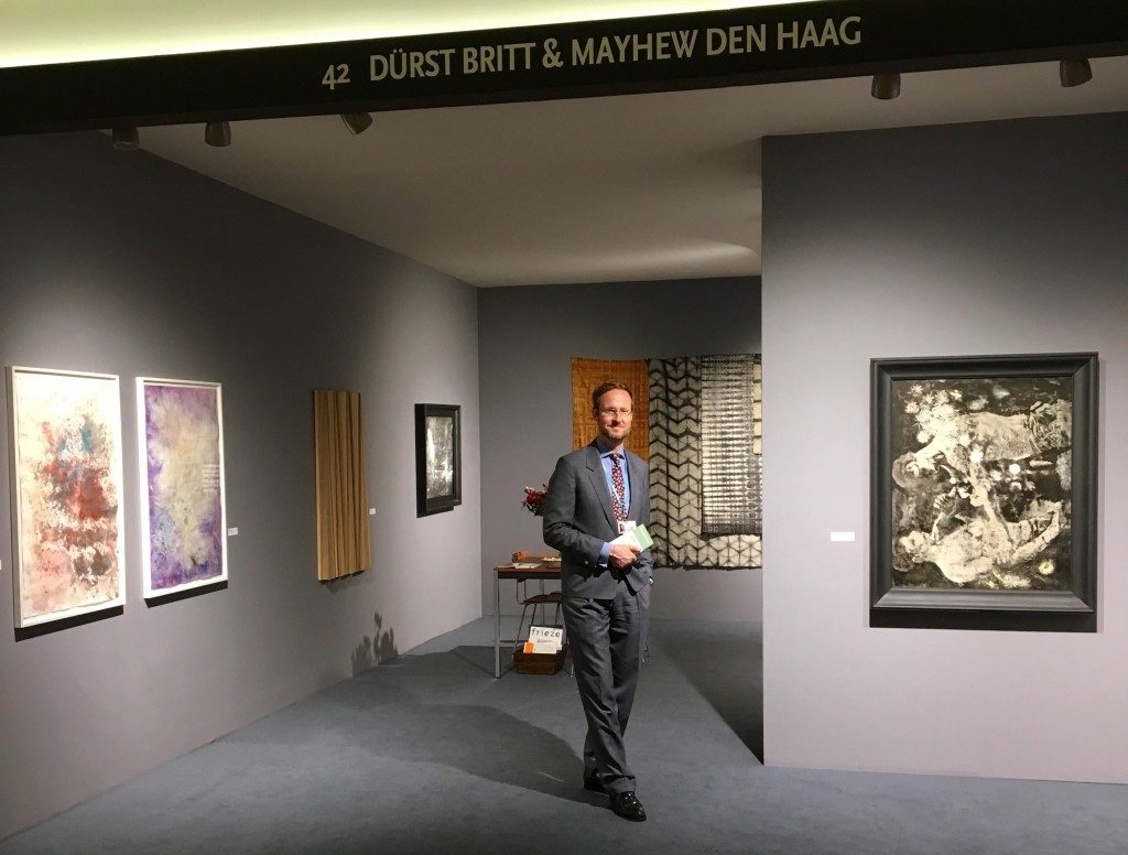Pan amsterdam 2017 durst britt mayhew art fair